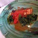Tuna and tomato main