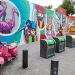 street art tour, La Ranilla, Old Town
