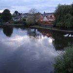 River Avon nearby