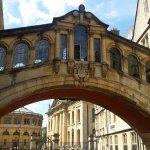 Photo of Bridge of Sighs