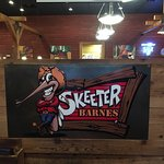 Skeeter Barnes!