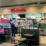 Tim Hortons in Beamsville Food Court
