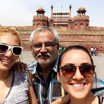 Red fort with Chaman