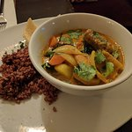 Vegetable Thai Curry