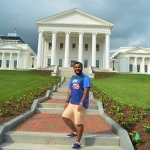 Virginia Capitol Building-Sanju-21