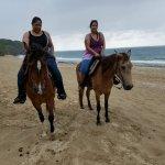 My sister Yolanda Ortiz and I. We had a blast. Thank you Tropical Trial Rides