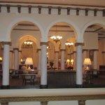 Mezzanine at the Capital Hotel