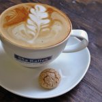 The classic Milch Kaffee is our most popular menu item