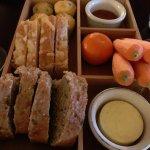 bread basket Marsh tavern