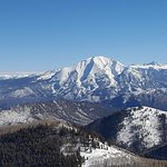 Mt. Sopris (a back-side view)!