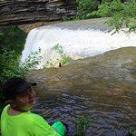 Burgess Falls State Park-bild