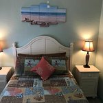 Bedroom 1 in the Coral Reef