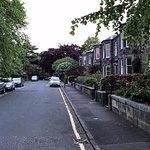 Quiet, walkable neighborhood around the Dalkeith Road area