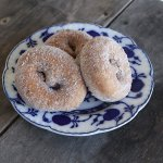 Limited edition cider donuts