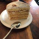 Lemon merangue cake