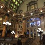 Inside of main dining room