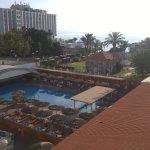Leonardo Club Hotel Tiberias Foto