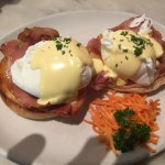 best eggs benedict in Hobart