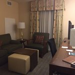 Suites - great for staying multiple nights.
