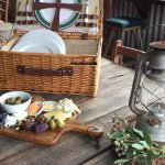 Picnic in the Cider Barn