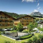 Sommerfassade Hotel Gotthard****s