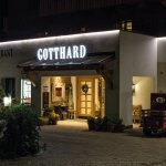 Eingang Hotel Gotthard****s