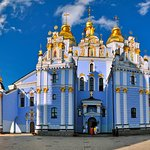 St.Michael's Golden-Domed Monastery - 10 minutes walking from Hotel