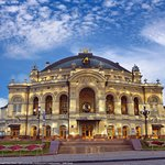 National Opera house of Ukraine - 10 minutes walking from Hotel