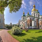St.Sophia's Cathedral - 10 minutes walking from Hotel