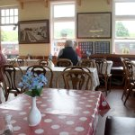 Bolton Abbey Cafe.