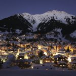 Klosters im Winter