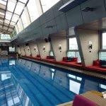 La piscine au 33e étage