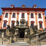 scalinata del Castello