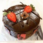 Chocolate Devil 18cm