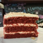 Red Velvet with natural colouring