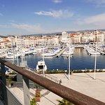 ﹌Magnifique vue du port de La Ciotat﹌