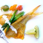 Coral Tree Red Snapper Dish