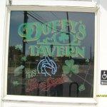 Duffy's Tavern sign - Utica, Illinois