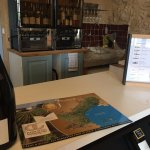 The Cellar Door Counter and Wine Tasting Sampling Machine