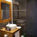 Salle de bain correcte