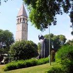 Photo de Grgur Ninski Statue