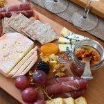 Foto di La Serviette Blanche Chefs Table