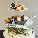 Afternoon tea at Jacob's by Jefferson Green