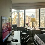 room overlooking 59th Street Quensboro Bridge