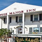 The beautiful Rose Manor!
