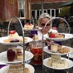 Afternoon Tea on The Terrace.