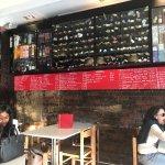 The often-changing menu
