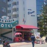 Elysee Beach Hotel Foto