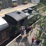 Our trip to see the steam train