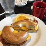 Great place for breakfast, lunch or brunch